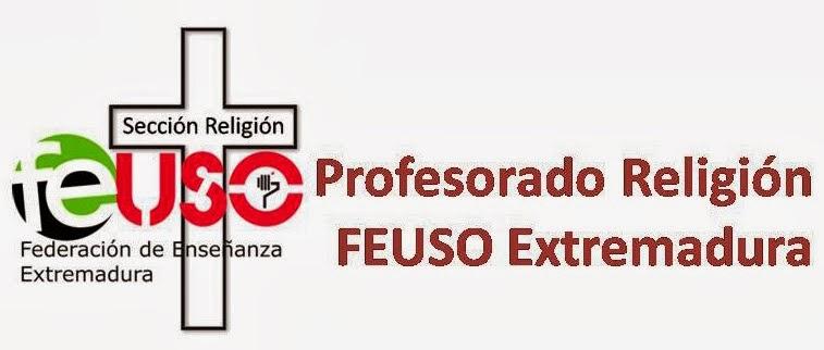 Profesorado Religión FEUSO Extremadura