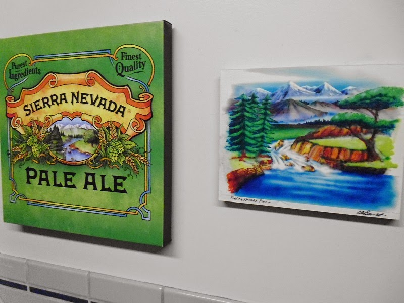 Sierra Nevada Pale ale art