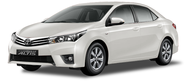 Mobil Sedan Corolla | All New Corolla Altis