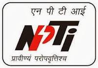 NPTI Admission 2014