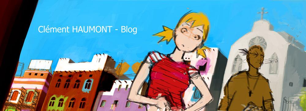 Clément Haumont - blog