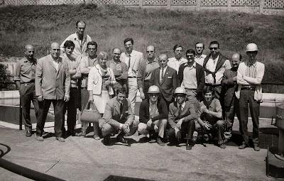Ajedrecistas participantes en el Campeonato de España en el Campeonato de España de Ajedrez 1970