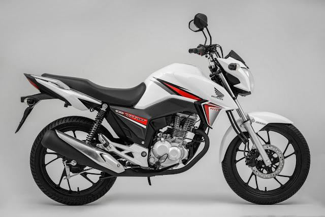 Honda CG 160 2016 - Titan