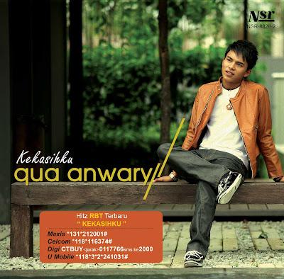 Qua Anwary - Kekasihku MP3
