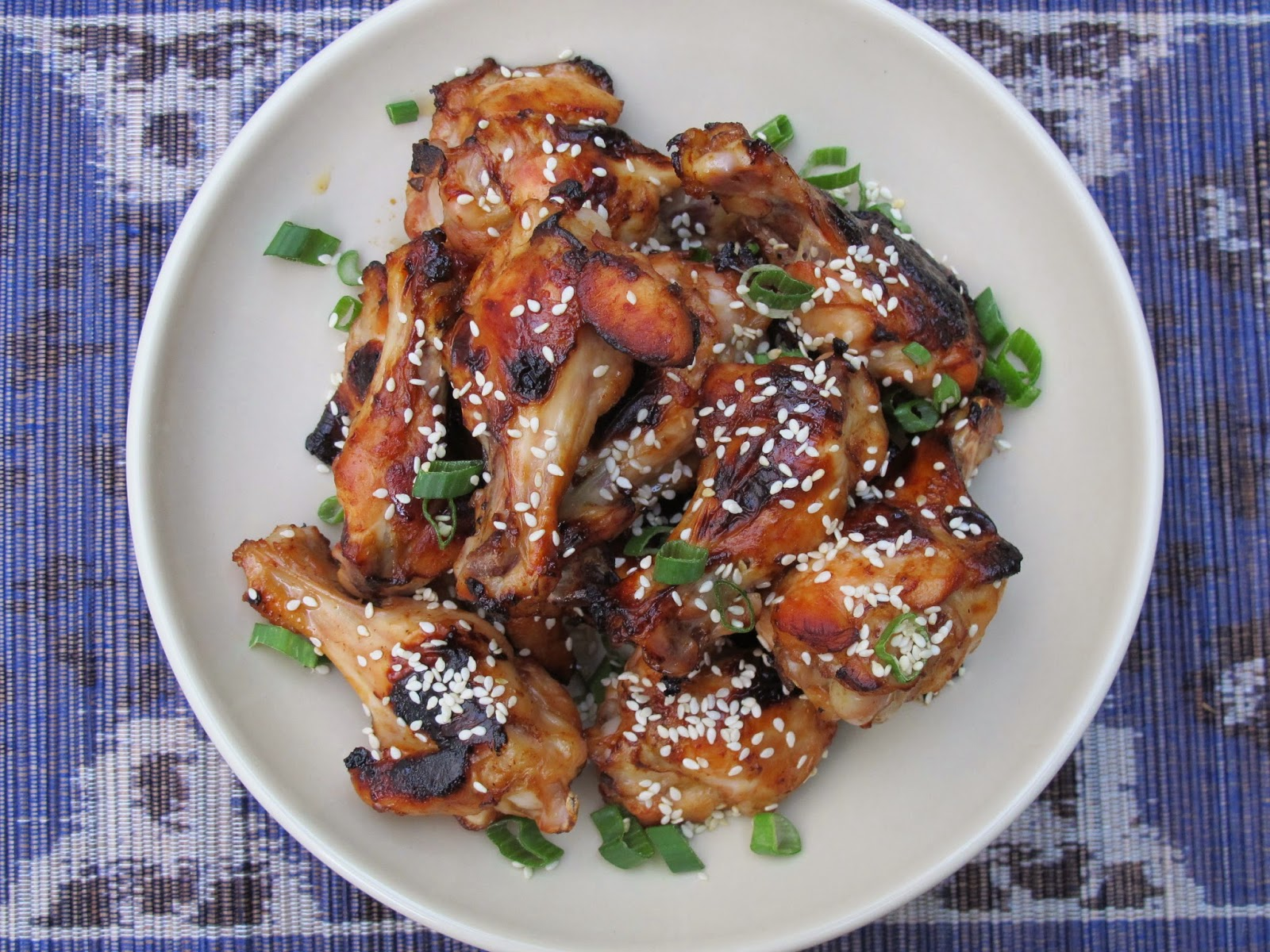 Sticky Sesame Wings Smitten Kitchen