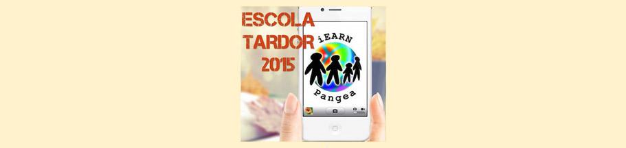 Escola de tardor 2015 iEARN-Pangea