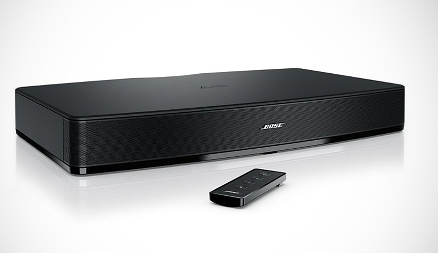 bose launched new solo tv surround sound music system. Black Bedroom Furniture Sets. Home Design Ideas