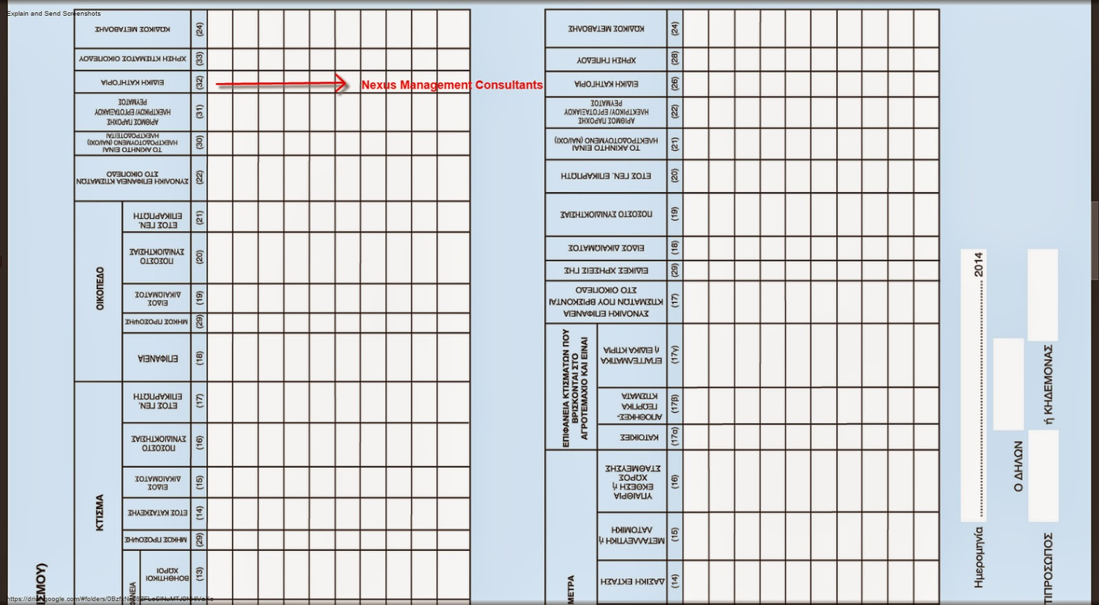 ΕΝΦΙΑ, Ενιαίος Φόρος Ιδιοκτησίας Ακινήτων, Ενιαίο τέλος ακινήτων και υπολογισμός του με παράδειγμα, φορολογία ακινήτων, 2015,