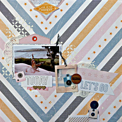 lets go scrapbook layout Tracee Provis Papermaze 01