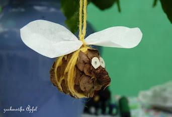 Süße Herbstbienchen selbermachen