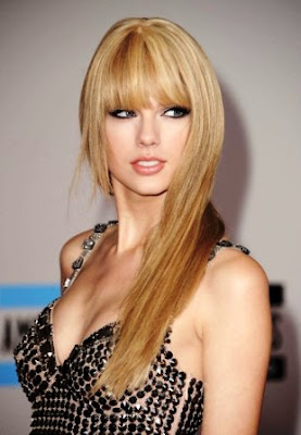 Taylor Swift posará en Revista Vouge de Febrero 2012.