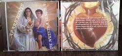 """CD, """"APARICIONES DE NUESTRA SEÑORA: FÁTIMA, PONTEVEDRA, TUY"""""""