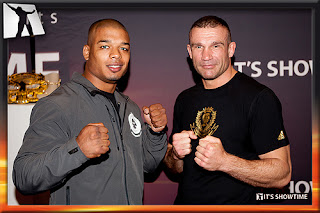 tyrone spong y peter aerts