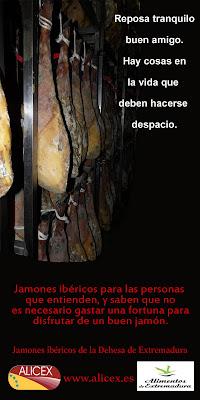 secadero de jamones ibericos de extremadura