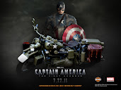 #11 Captain America Wallpaper