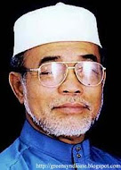 Almarhum Ust Fadzil Nor (Mantan Presiden PAS)