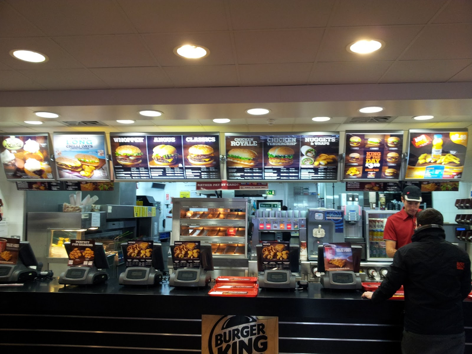 home menu burger king burger king indonesia delivery menu terbaru 2014 ...