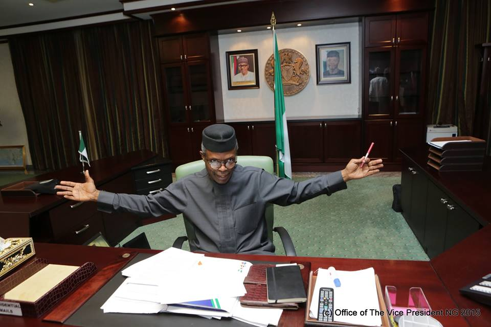 Image result for nigerian at the office