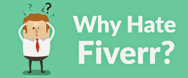 Why professional logo designers hate Fiverr