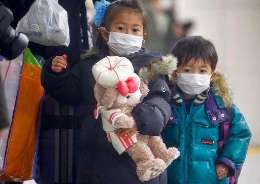 Bambini ammalati tiroide Fukushima