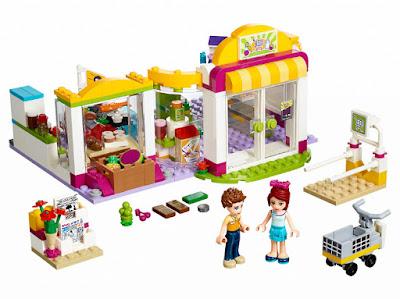 TOYS : JUGUETES - LEGO Friends  41118 Supermercado de Heartlake | Supermarket  Producto Oficial 2016 | Piezas: 313 | Edad: 6-12 años  Comprar en Amazon España & buy Amazon USA
