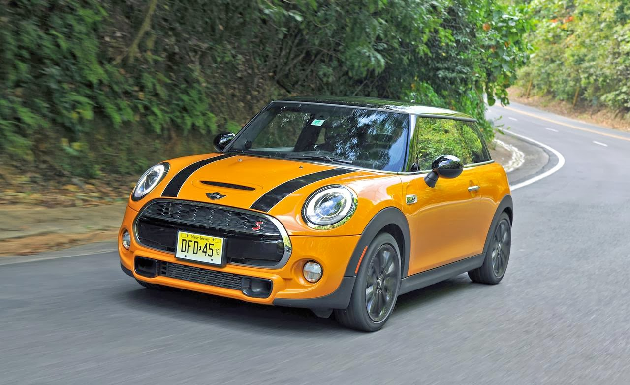 2014 Mini Cooper unique design more stable