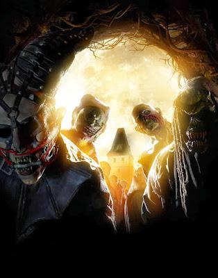 d e c e p t o l o g y 3 halloween skull optical illusions