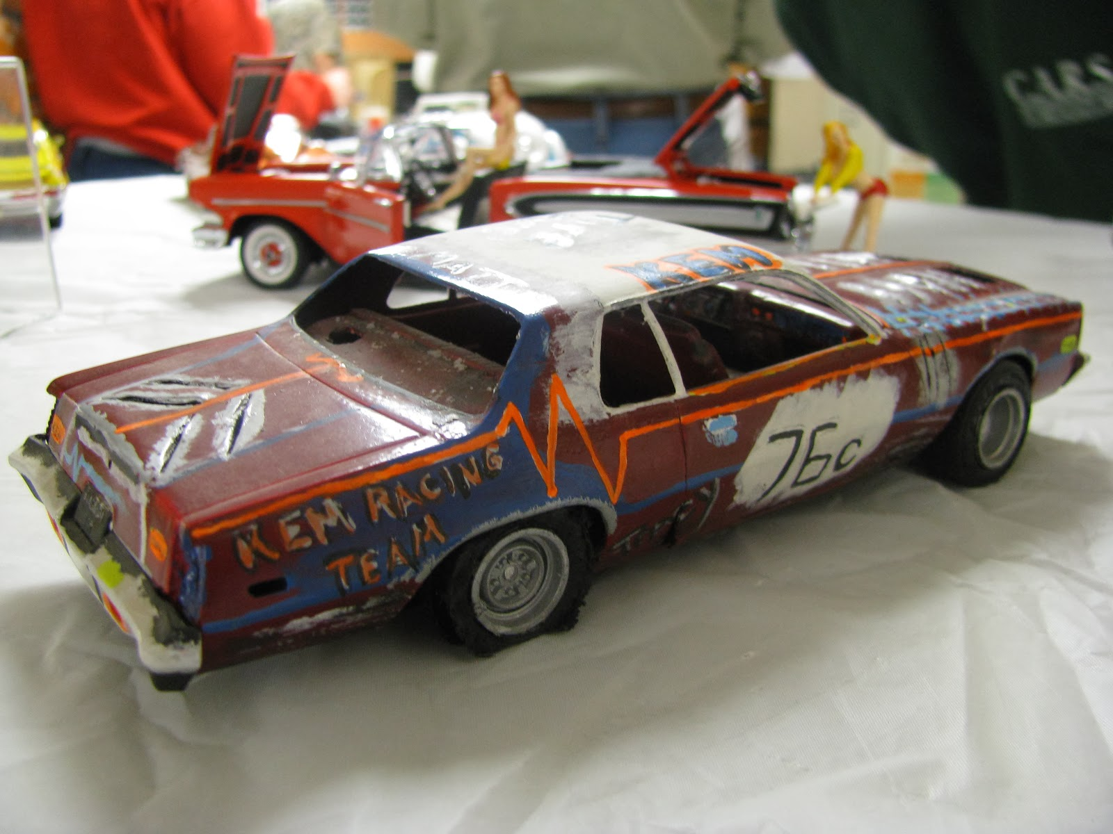 Building Demolition Derby Car : Hazel home art and antiques wausau wisconsin vintage car