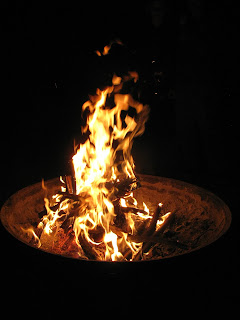 Image of a fire pit