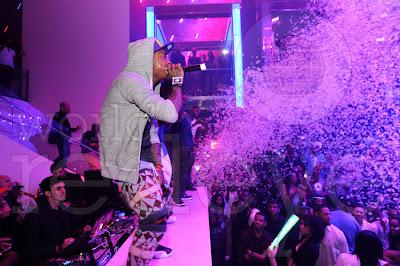 fotos de lil wayne fabolous ne-yo y trey songz en el club liv celebrando el cumpleaños de dj stevie j
