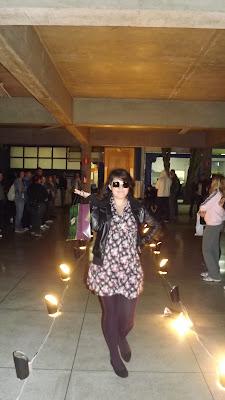 Semana de Moda - Desfile Chilli Beans - Óculos de Sol - Sacolas de Compras - Lysa Loureiro