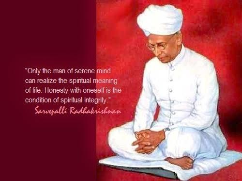 dr radhakrishnan biography in tamil only सर्वपल्ली राधाकृष्णन के अनमोल विचार dr sarvepalli radhakrishnan  only the man of serene  rohit.