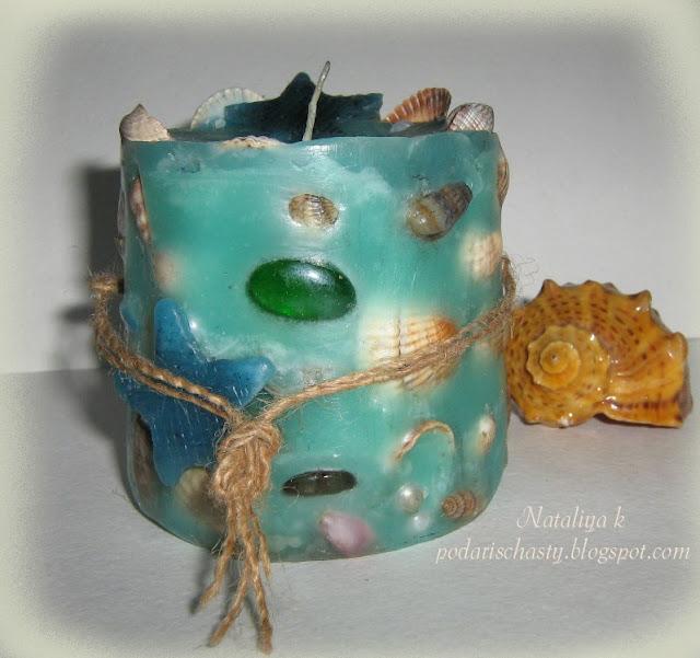 морская свеча