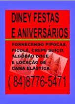 DINEY FESTAS E ANIVERSÁRIOS