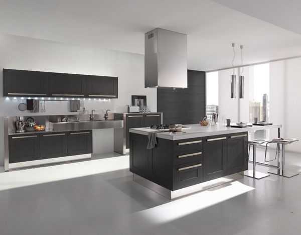 Meble do kuchni inspiracje meble kuchenne - Ver disenos de cocinas modernas ...