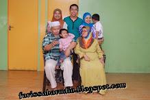 FAMILY ANAK KE-3 SULAIMAN SAHAT & LIMAH BABA