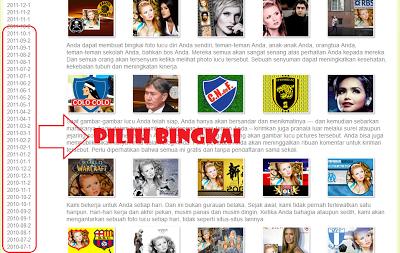 BINGKAI FOTO LUCU ONLINE MENGGUNAKAN PICJOKE.NET