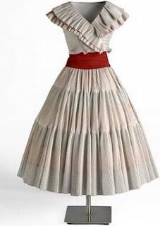 dicas de vestidos anos 60