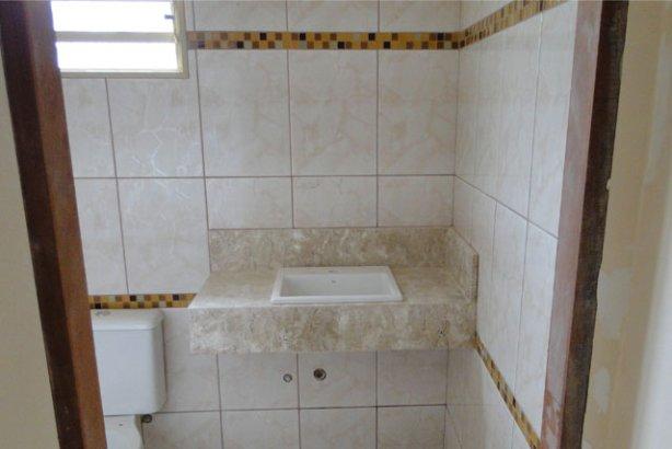 Pias dos Banheiros ~ Reforma Aí -> Cuba Pia Banheiro Deca