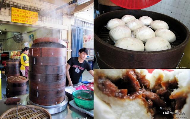 Kedai Kopi Mee Bon, Kuala Lumpur, dim sum, jalan ipoh, sentul, yum cha