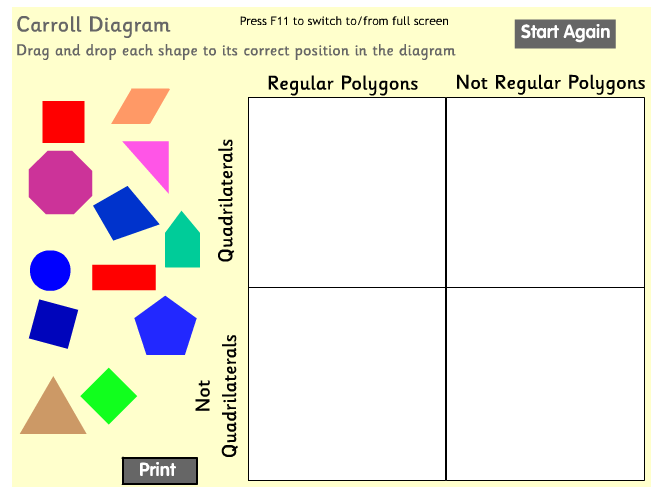 Worksheets Using Diagrams | Free Printable Math Worksheets - Mibb ...