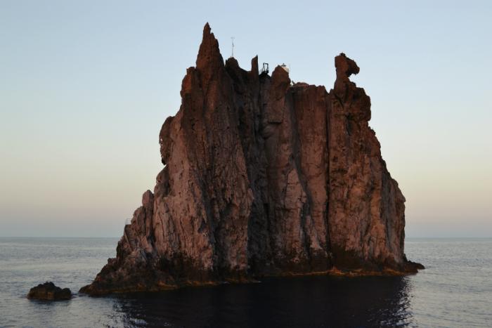 stromboli eolie island italy