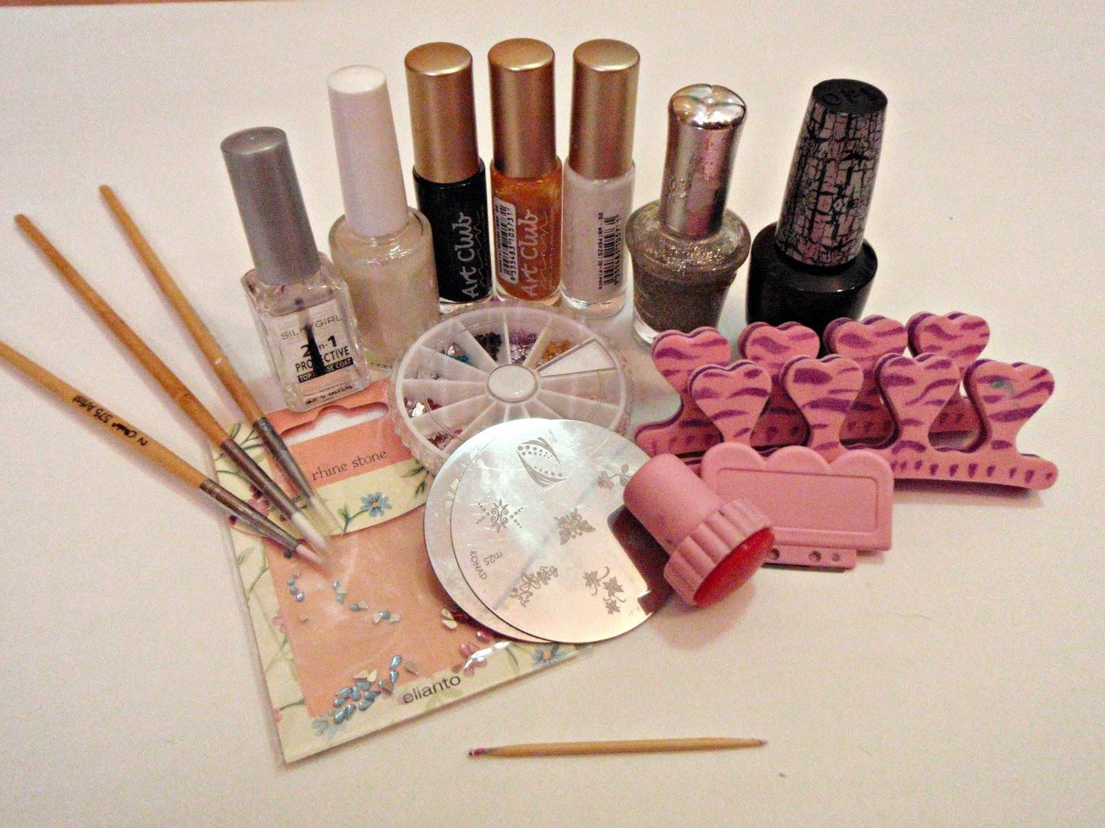 GlamorAnn: Essentials in Nail Art