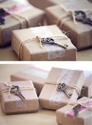 Washi tape packaging