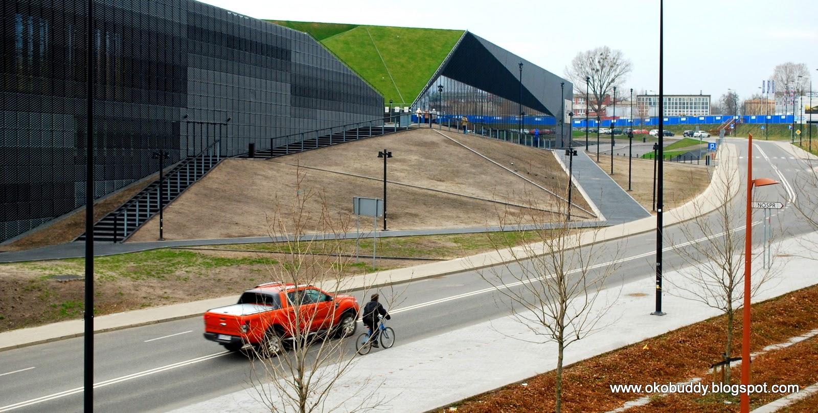 Katowice - International Congress Centre