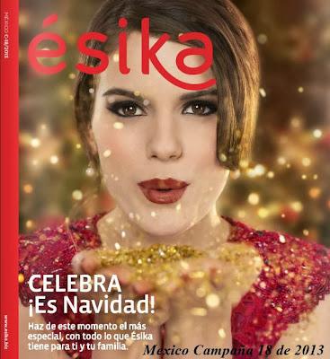 catalogo esika mexico C-18 2013