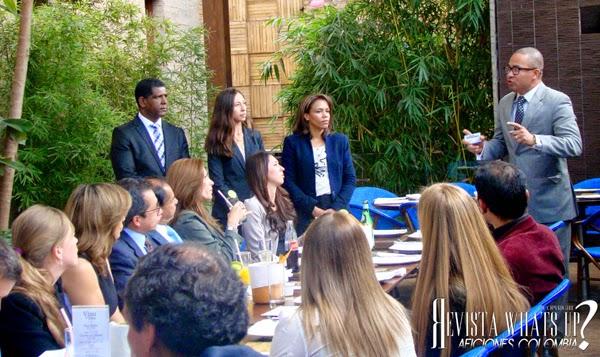 El-Ministerio-de-Turismo-de-República-Dominicana-organizó-almuerzo-especial-medios-comunicación-restaurante-La-Mar-Usaquén