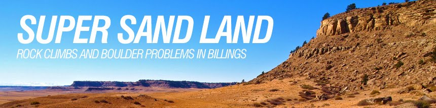 SUPER SAND LAND