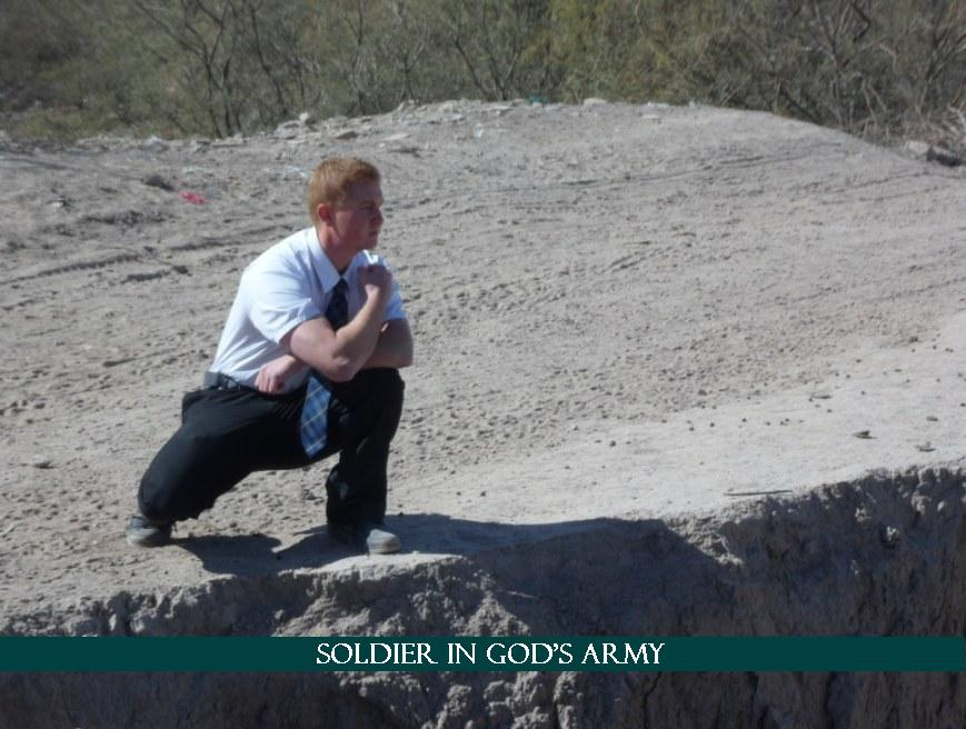 Soldier in God's Army