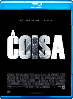 Filme Poster A Coisa BDRip XviD Dual Audio &amp; RMVB Dublado